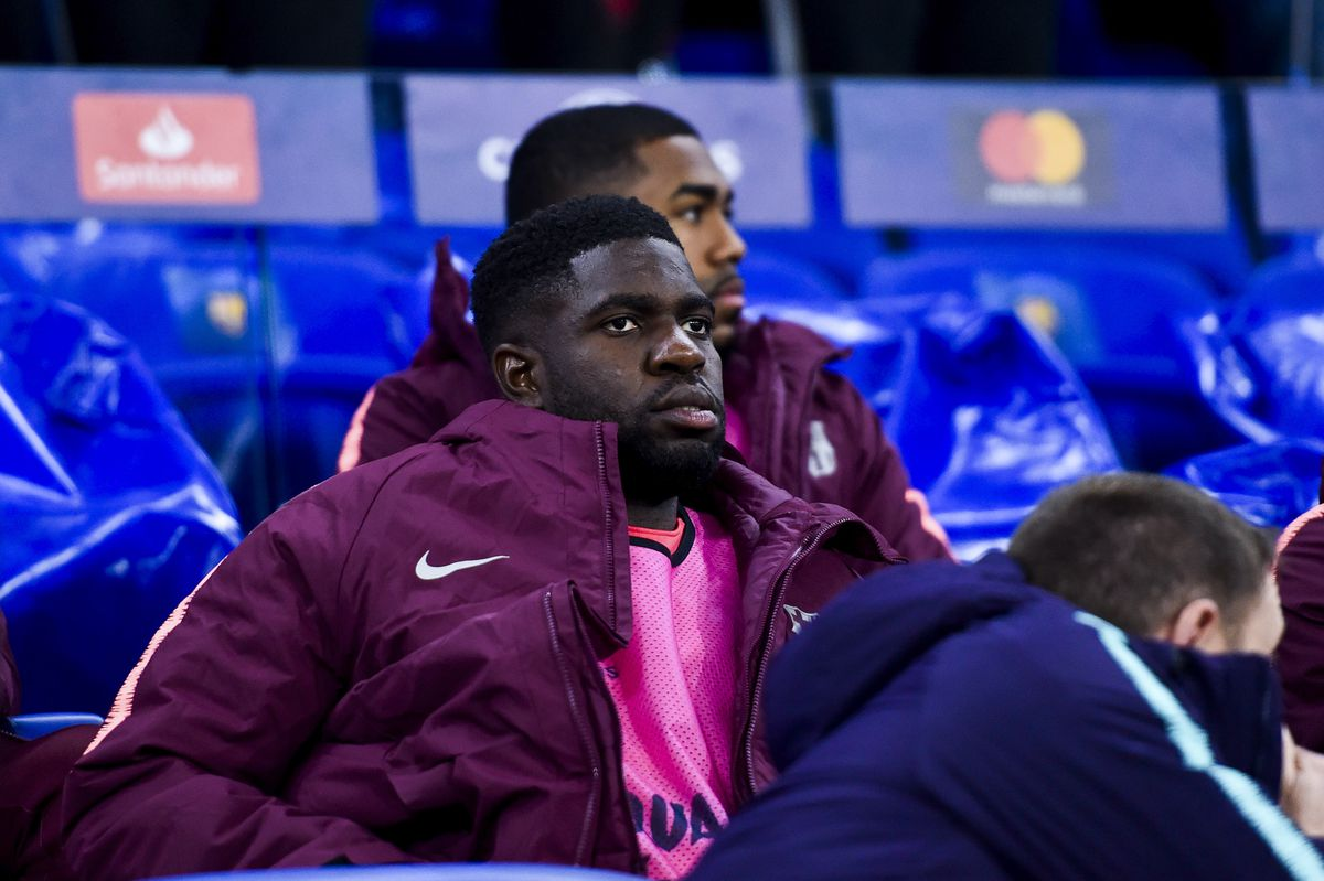Olympique Lyonnais v FC Barcelona - UEFA Champions League