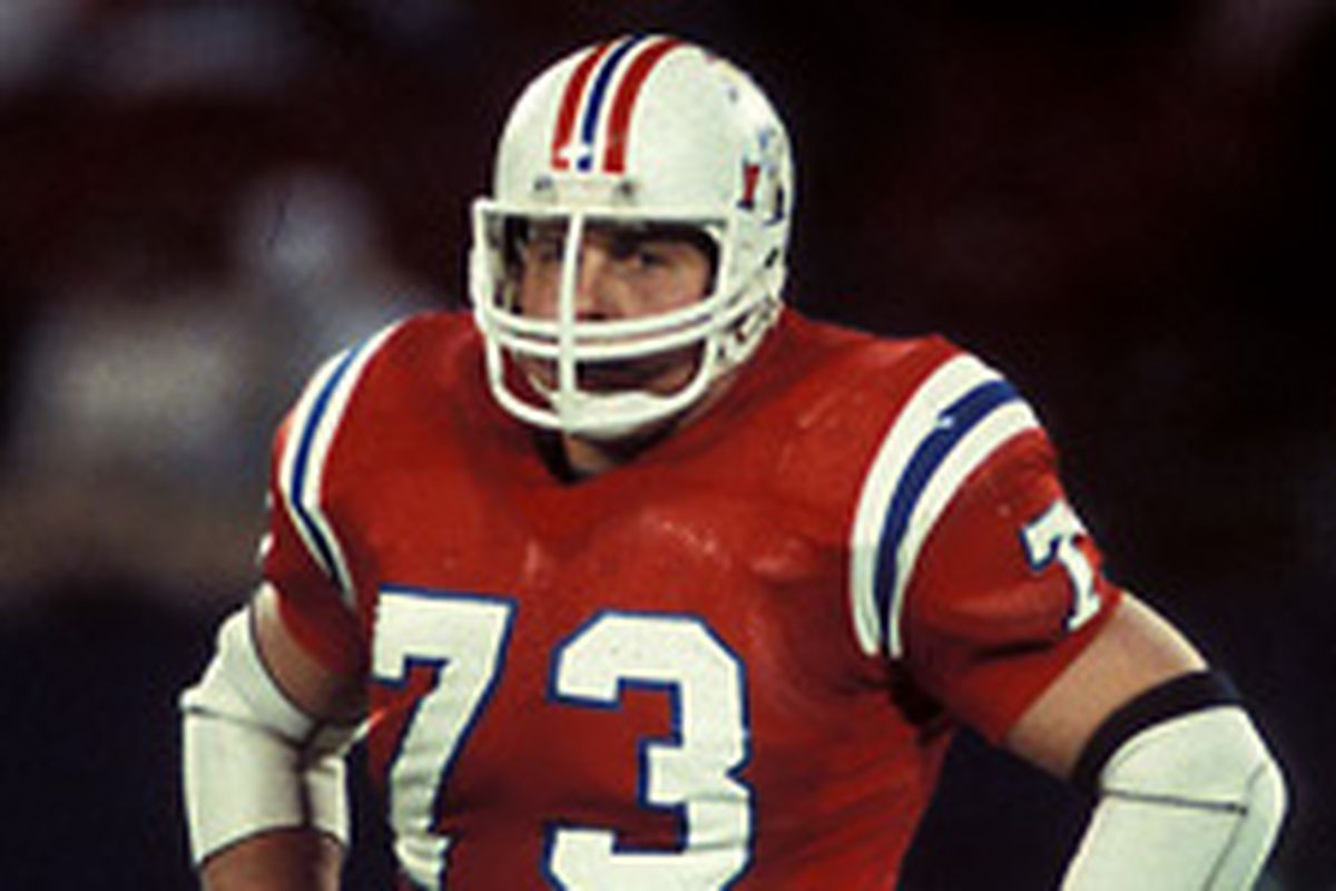 in stock eadd7 da84b Patriots All-Time Great Bracket: #1 John Hannah vs. #16 ...