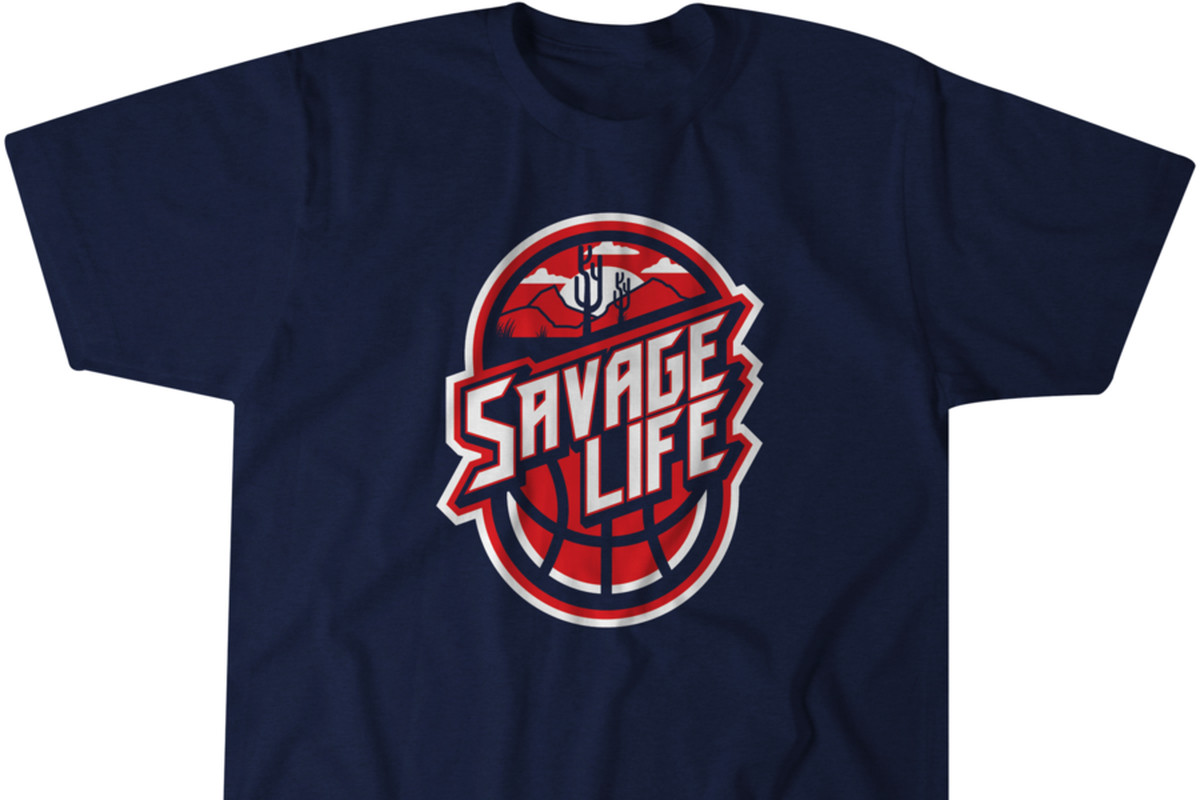 Buy Your Savage Life T Shirt Arizona Desert Swarm