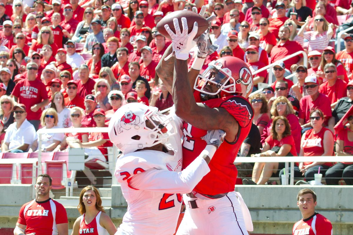 Kenneth Scott is making his impact felt this season, with 3 touchdown catches in the first two weeks.