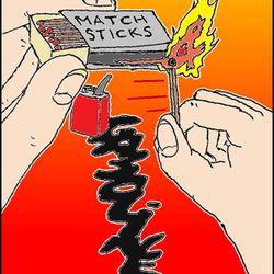Matchsticks & Gasoline