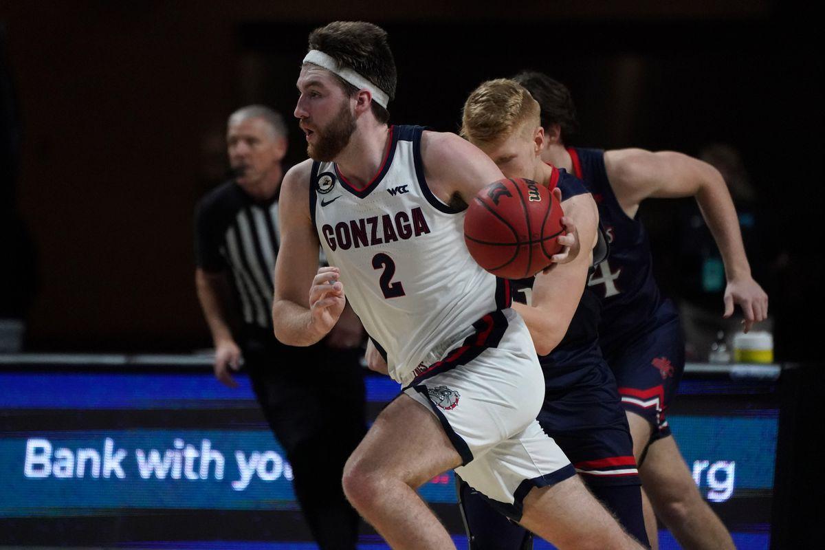 NCAA Basketball-WCC Tournament-St. Mary's vs Gonzaga