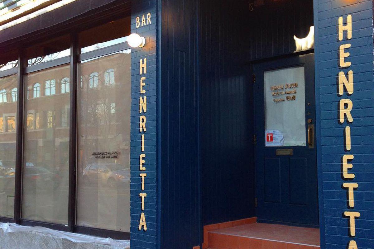 Bar Henrietta