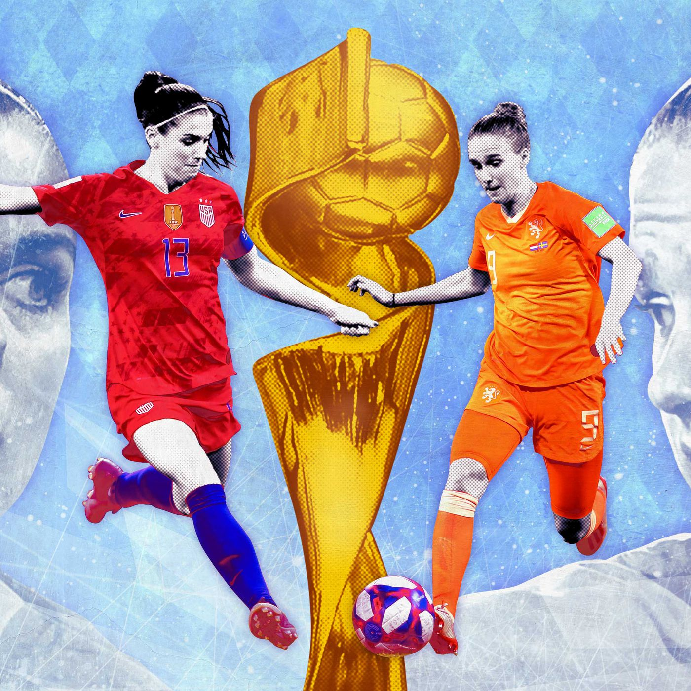 What to Watch at the USA-Netherlands FIFA Women's World Cup