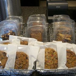 Cookie tray (seriously, there's no way to segue out of bathroom photos).
