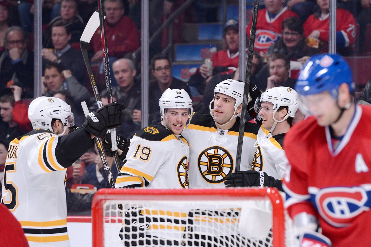 The Bruins are 10-2-2 in their first 14 games, but March's schedule may pose some more problems for the club.