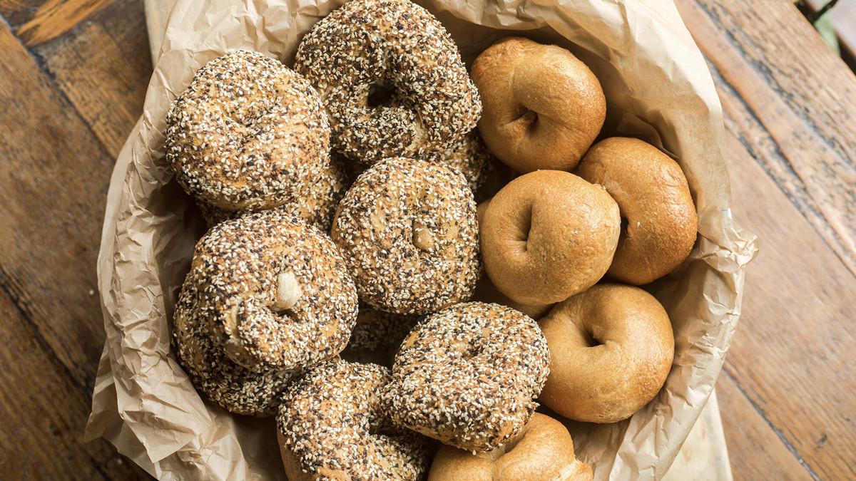 Shlok's bagels