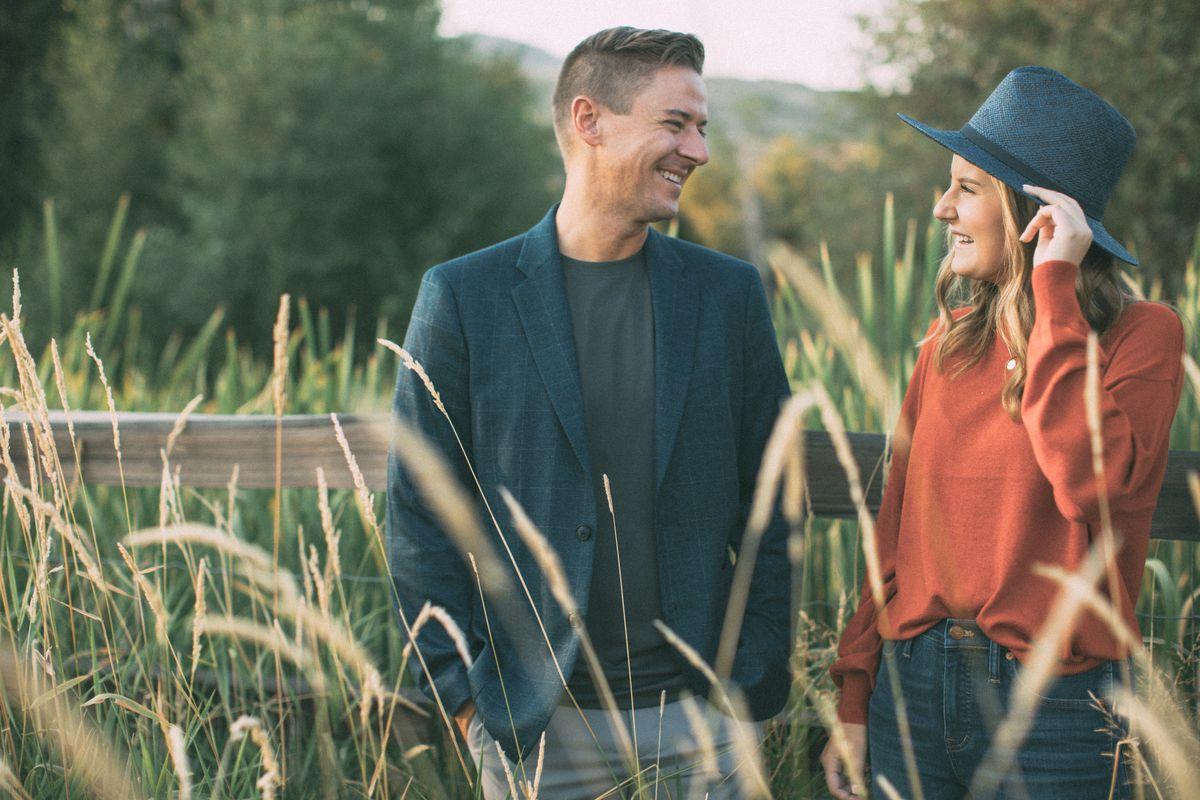 Mat and Savanna Shaw: Utah duo releasing 'Merry Little Christmas