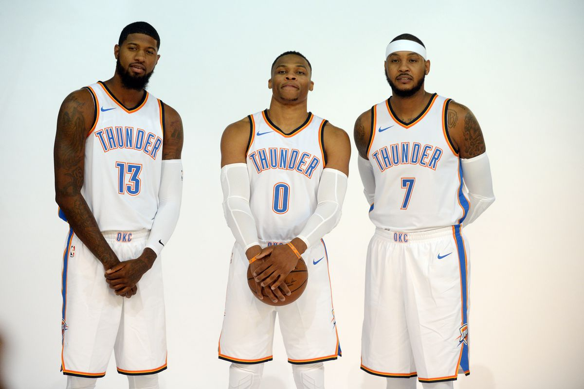 factory price cc79e c433d Knicks vs. Thunder live stream: Time, TV channel, and how to ...