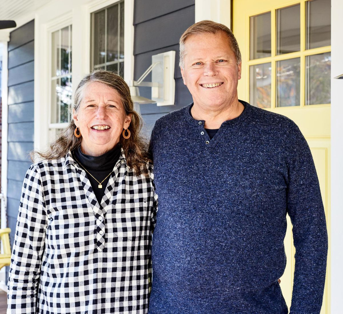 Spring 2021, House Tour: Liverman, homeowners Cathy and Andy Liverman