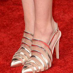 Greer's bonkers shoes