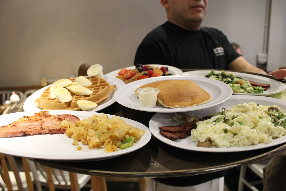 Neighborhood - breakfast food