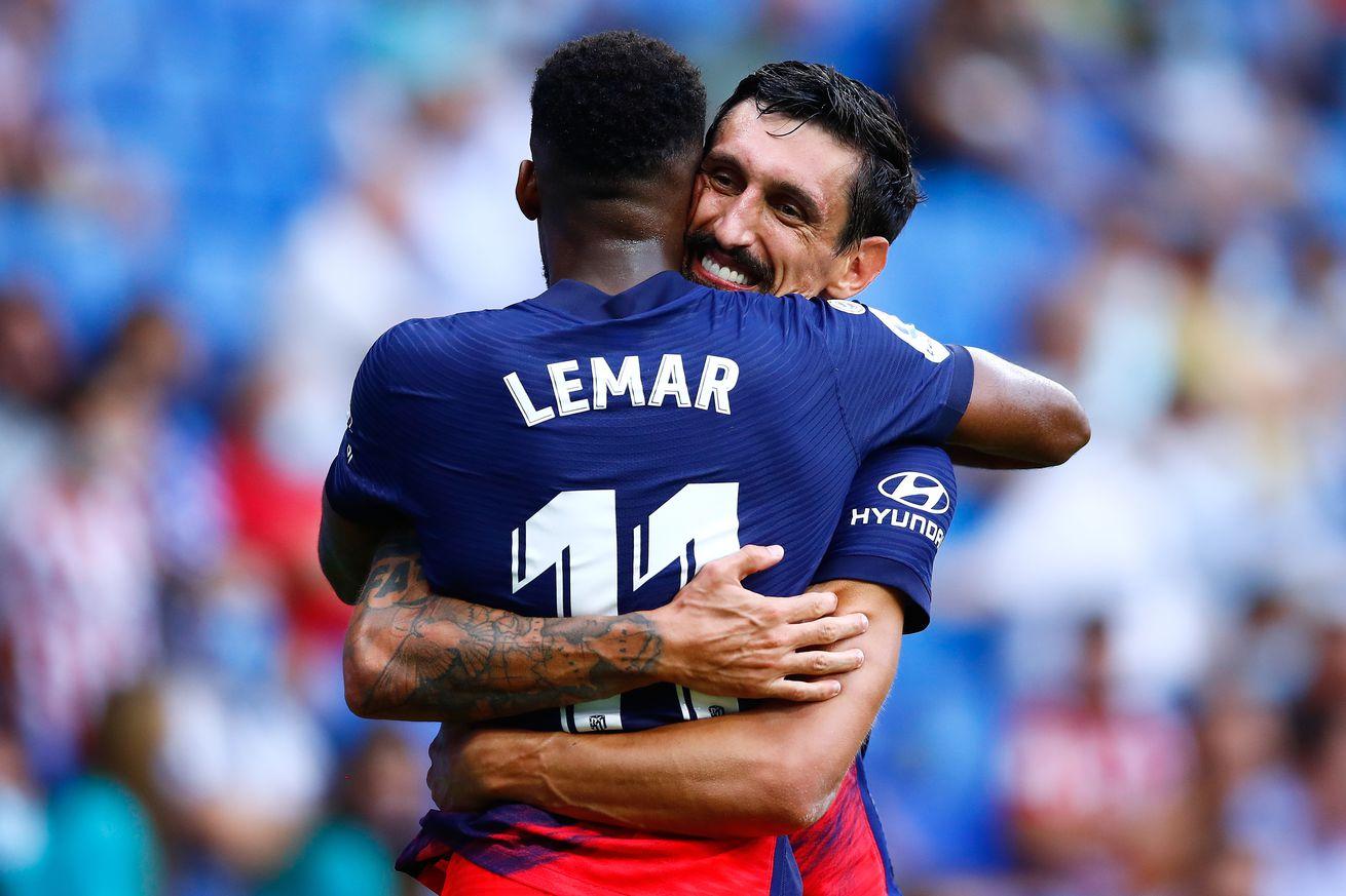 Ratings: Carrasco, Lemar shine in Atlético?s win over Espanyol