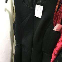 Tibi Sharp Line neoprene dress, $88 (was $525)