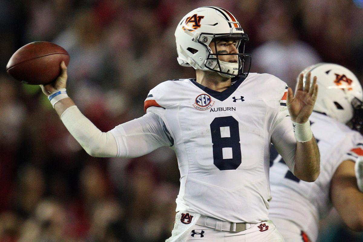 What 4th Round Quarterback Jarrett Stidham Can Bring To The Patriots Pats Pulpit