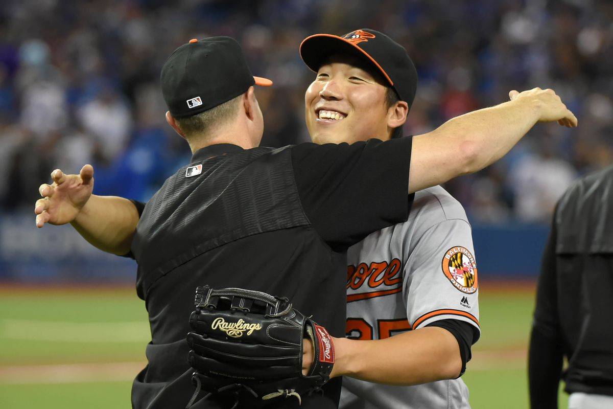 Let's all try and be as happy as Hyun Soo Kim.