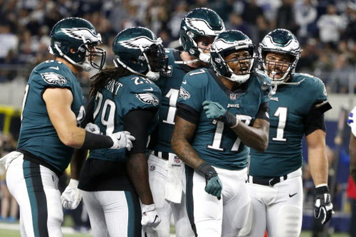 2cb2d3cfade Bears must steal Eagles' blueprint for rebuilding woeful WR position ...