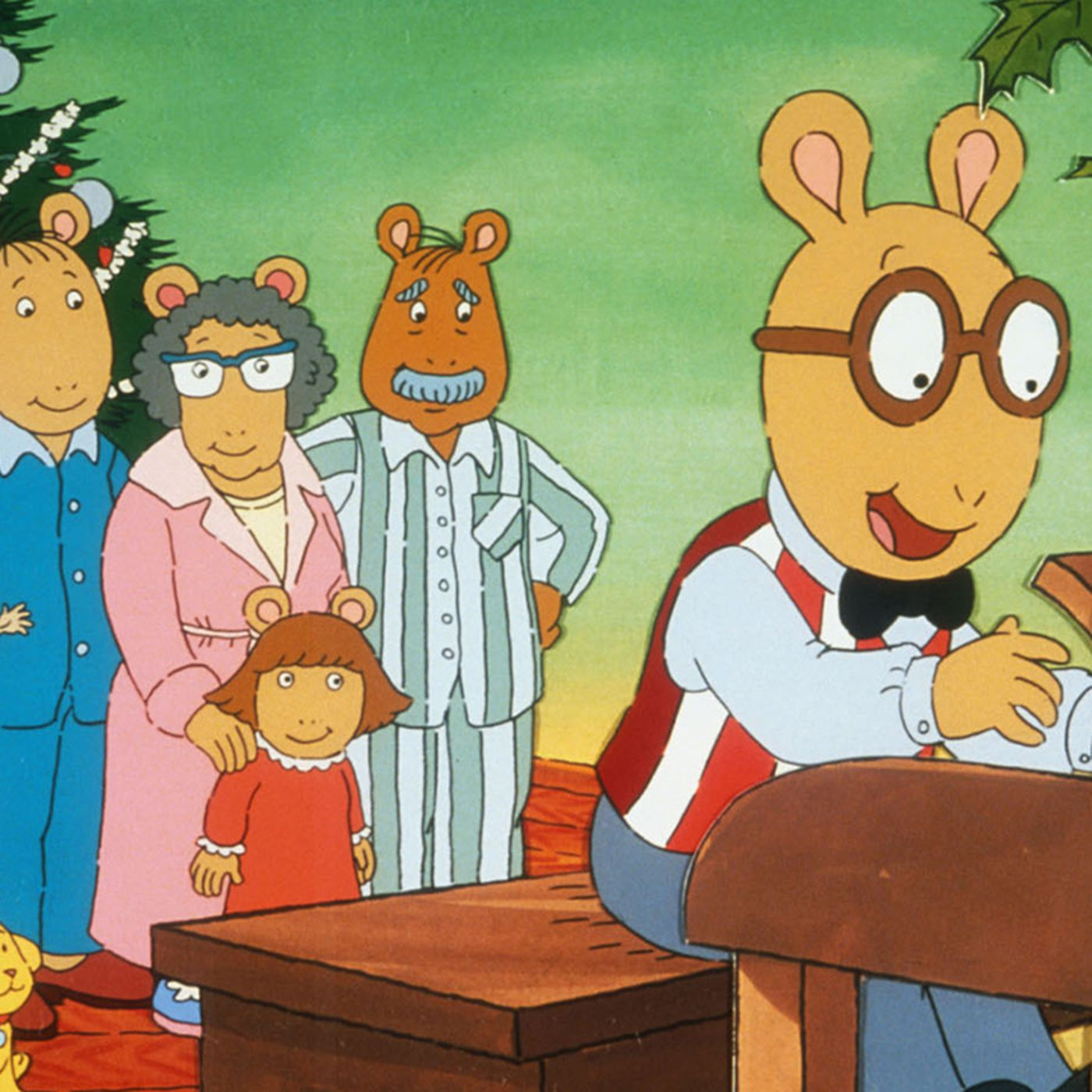 Arthurs Perfect Christmas.Arthur S Perfect Christmas Is The Most Underrated Holiday Tv