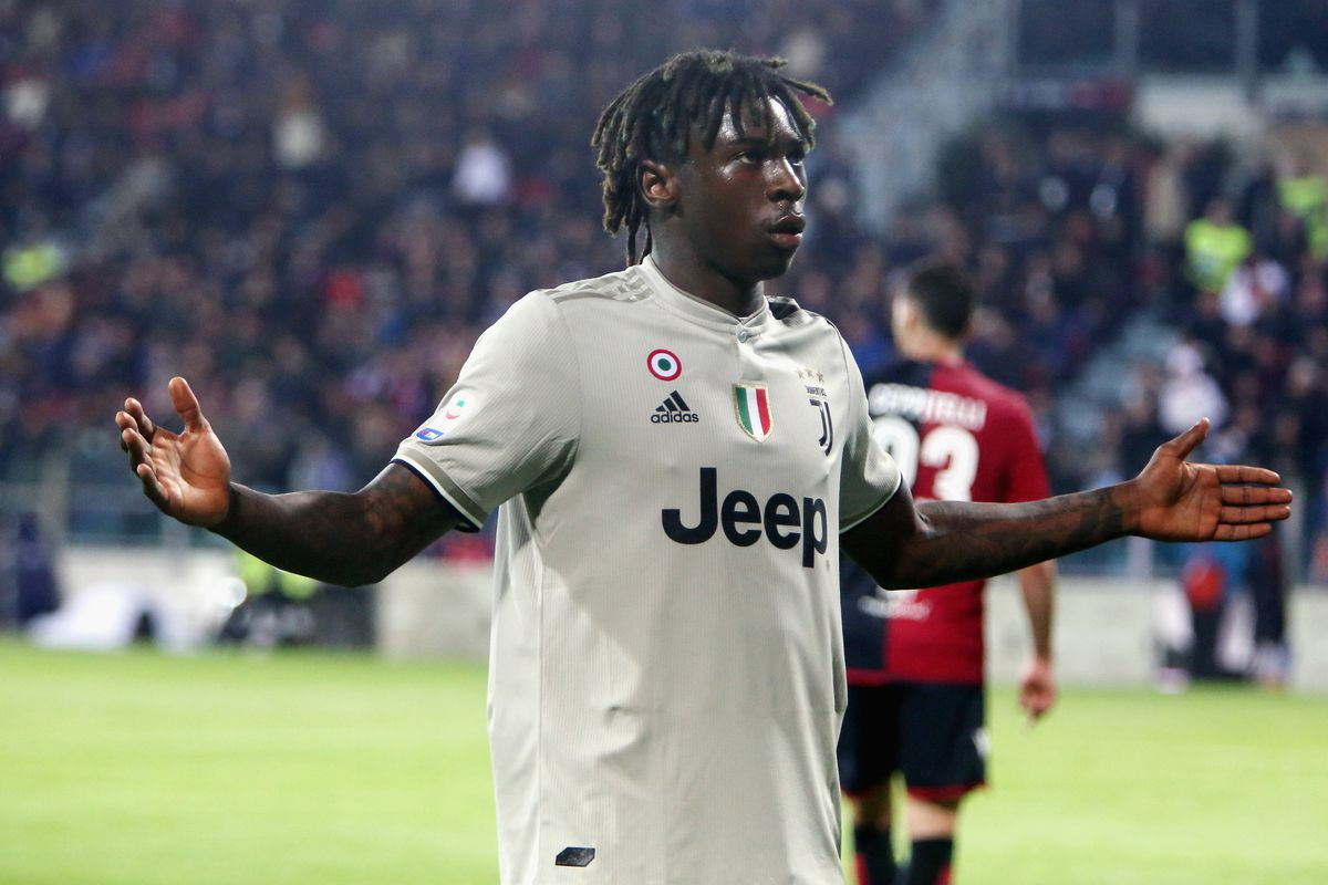 Juventus 2 Cagliari 0 Initial Reaction And Random Observations Black White Read All Over