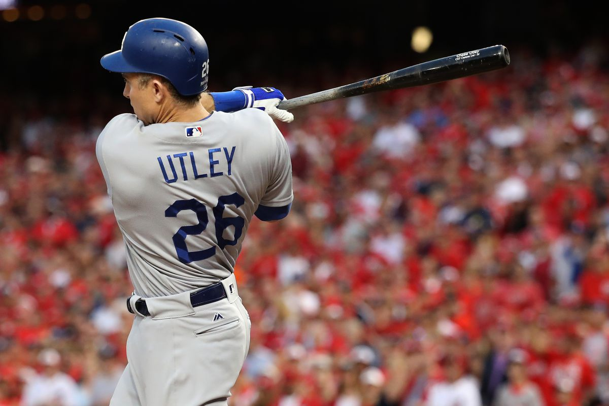 Chase Utley reportedly coming back to Dodgers on 1-year deal - True Blue LA