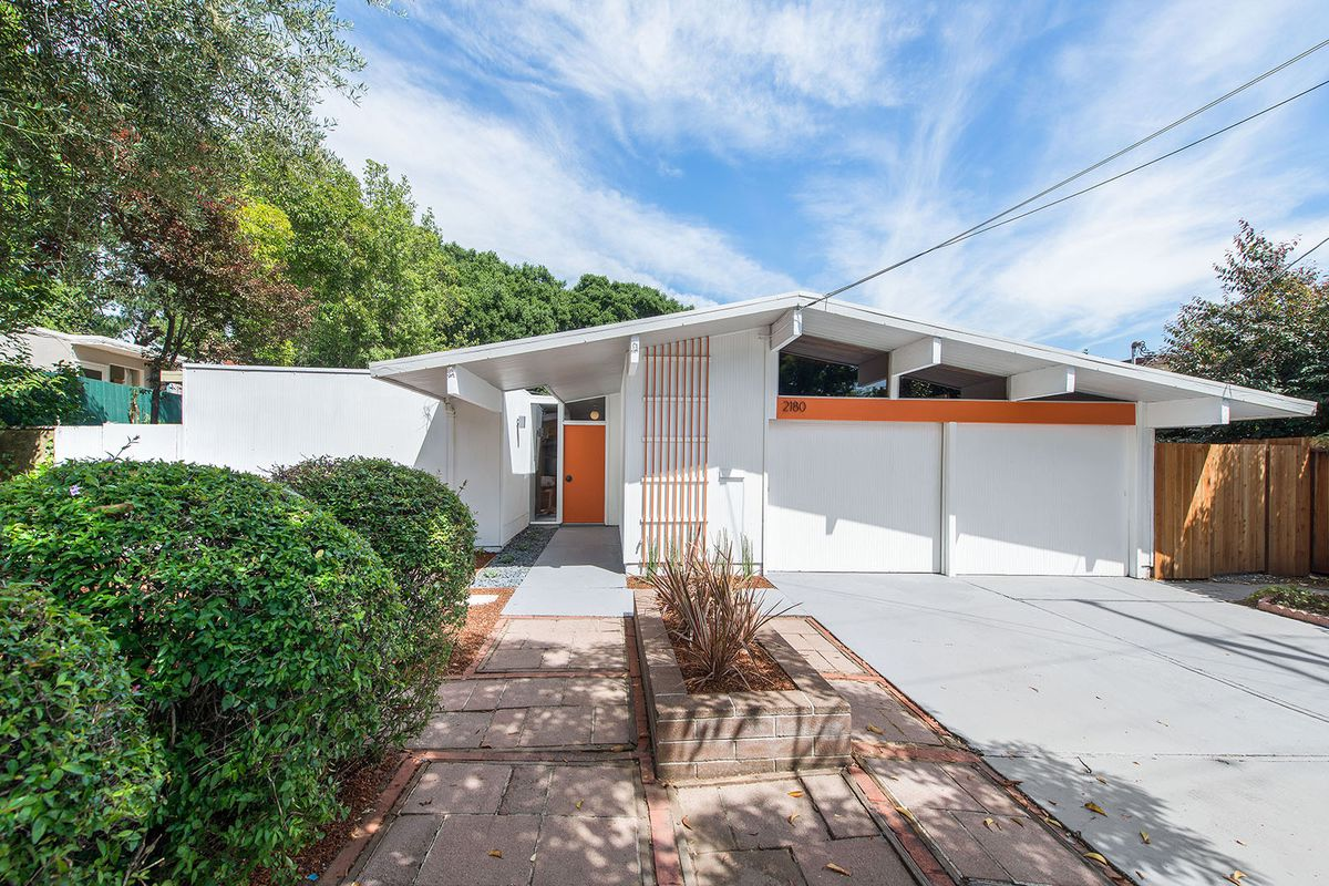 Cheerfully Restored Eichler Asks 975k In California Curbed
