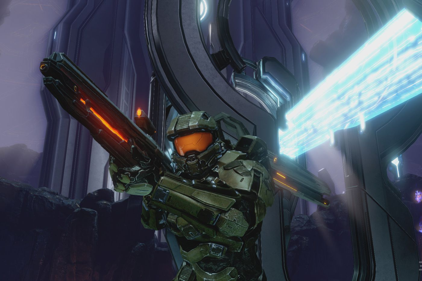 Halo: The Master Chief Collection' review | The Verge