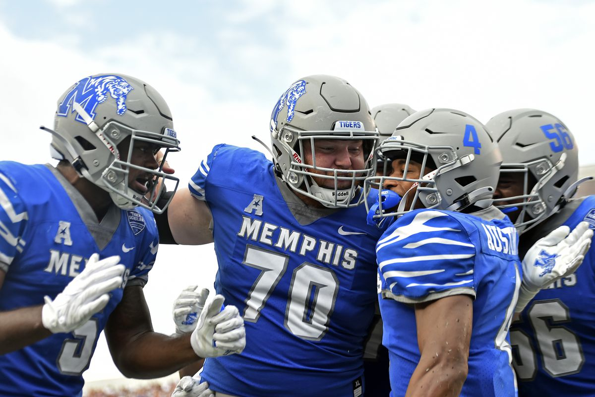 NCAA Football: Mississippi State at Memphis