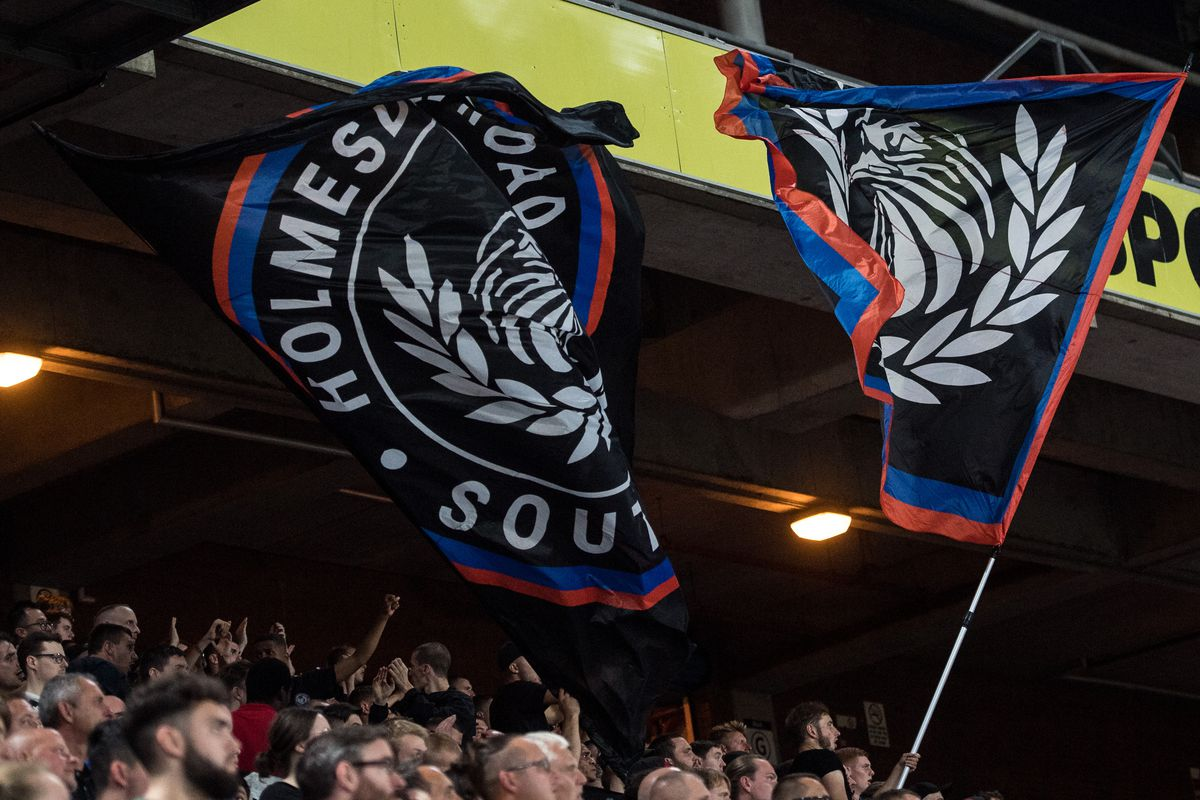 Crystal Palace v Colchester United - Carabao Cup Second Round