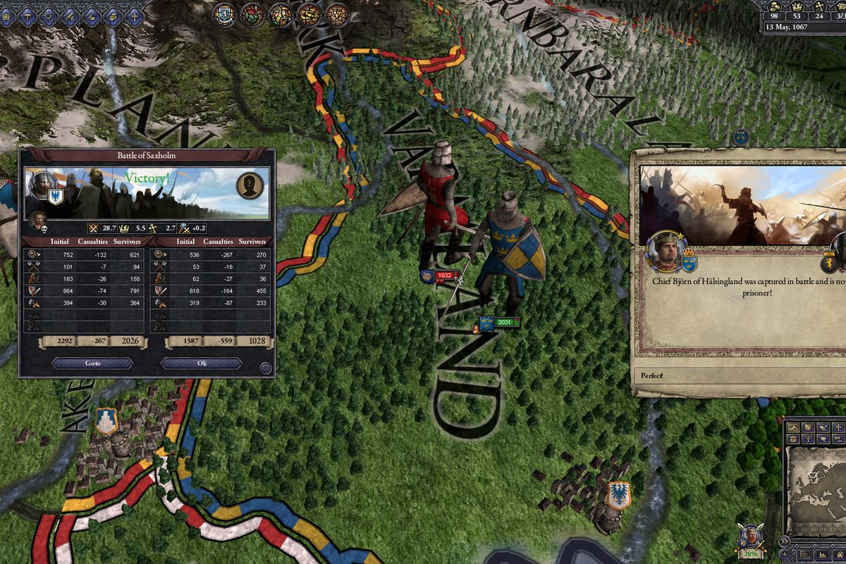 Crusader Kings II is free on Steam