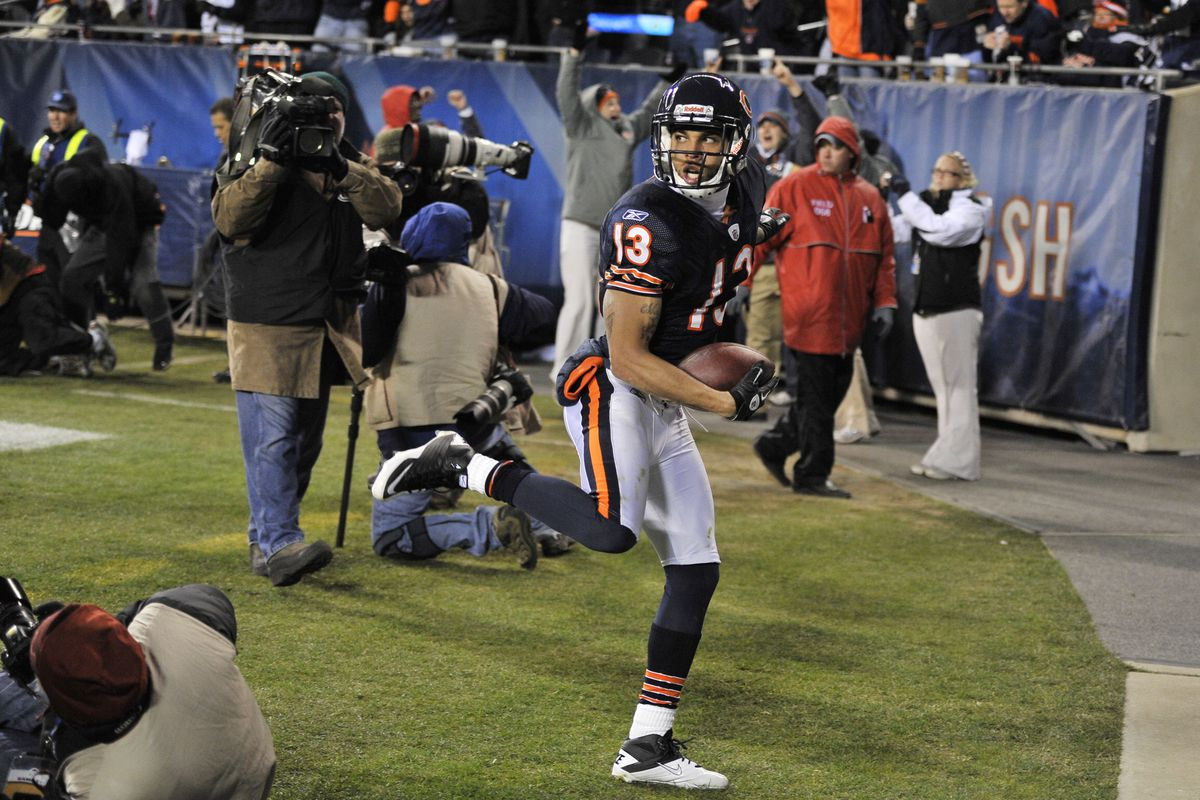 San Diego Chargers v Chicago Bears