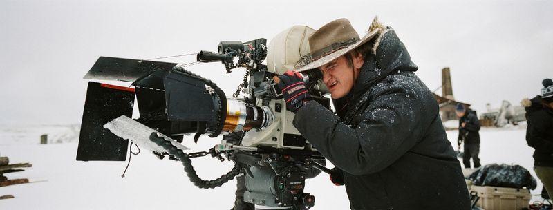 Hateful Eight Tarantino