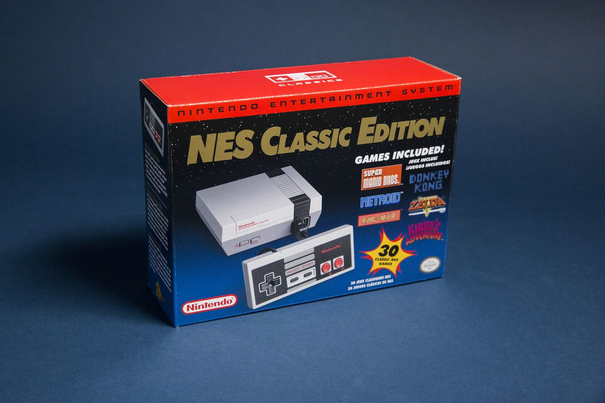 Nes Classic Edition Shortages Prove Nintendo Is Either Underhanded