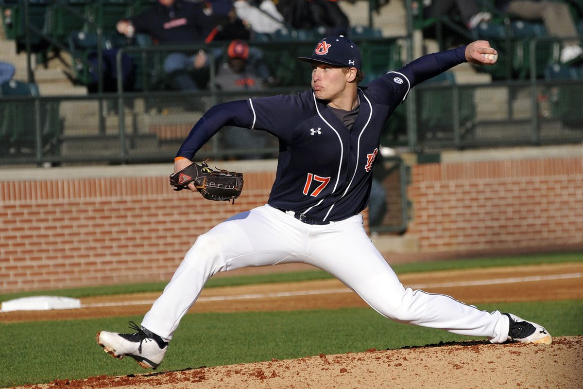 Michael O'Neal pitched well in his much anticipated debut Saturday.