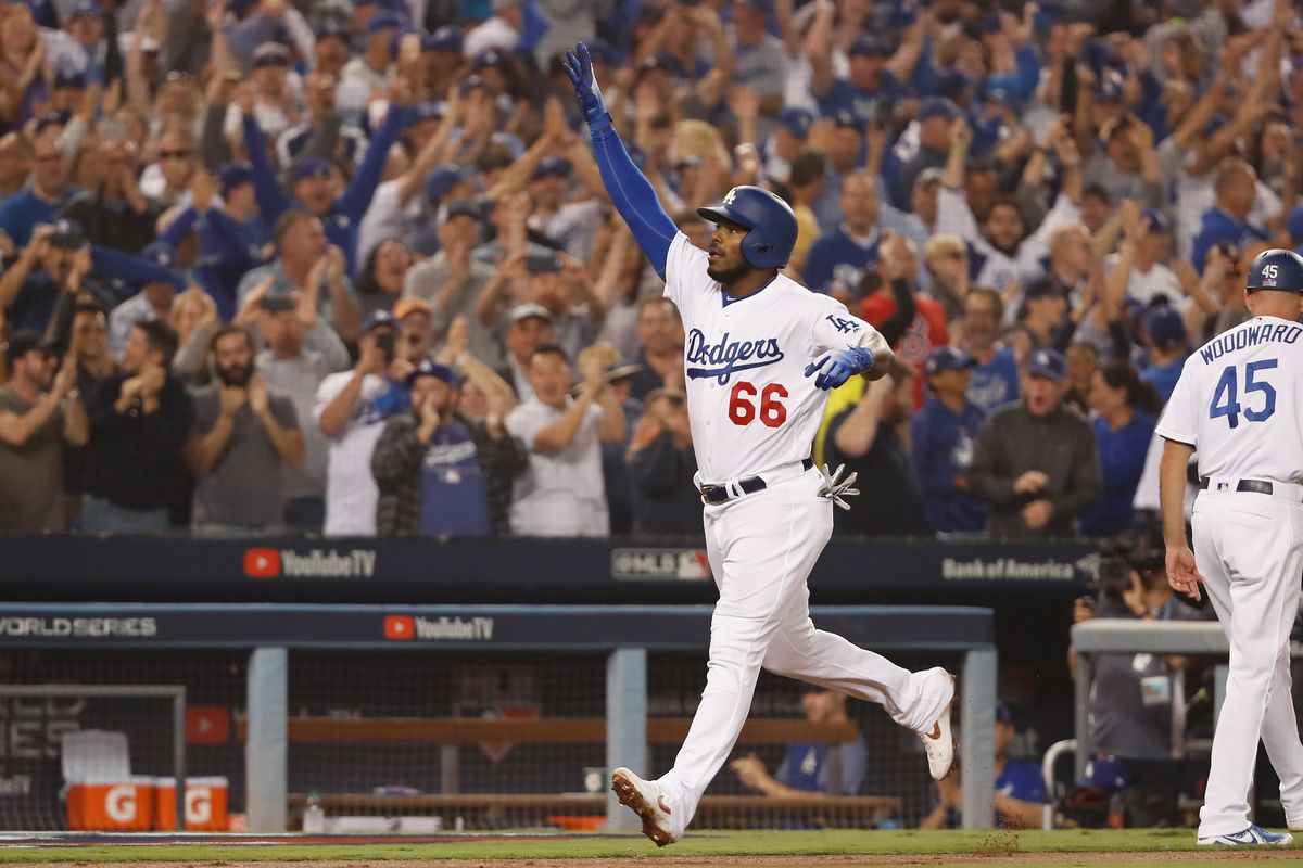 PuigYourTrade  The Latest Dodger Special Makes the Reds a Playoff Sleeper 86b1a04f829