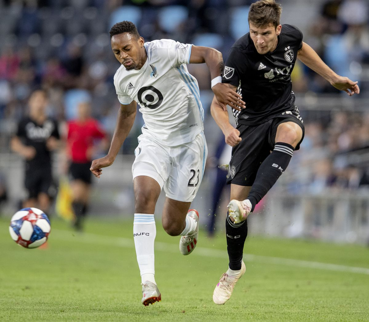 Minnesota United Fc advance in U.S. Open Cup after a win against Sporting Kansas City.