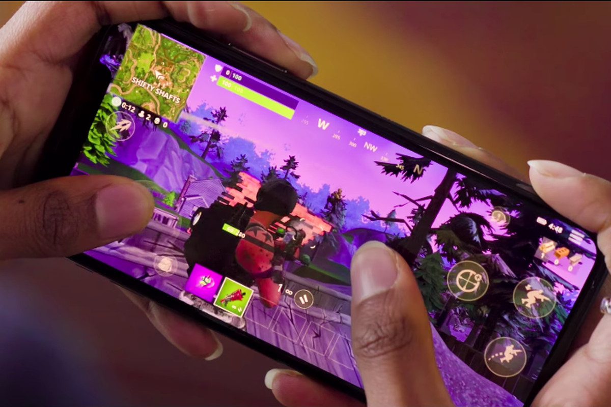 Fortnite Battle Royale On Ios Is Asking Teens To Stop