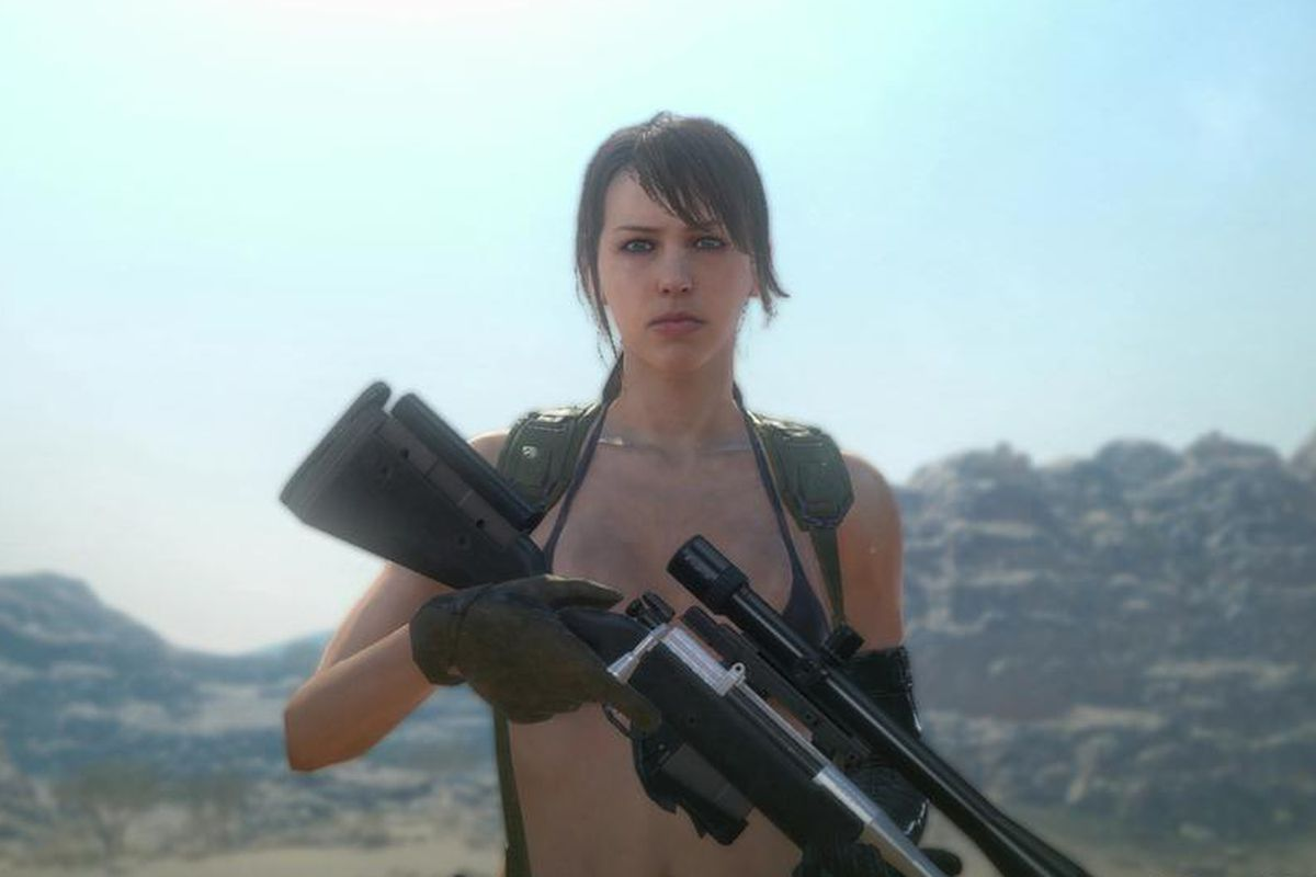 """The """"Quiet Bug"""" in Metal Gear Solid 5: The Phantom Pain has been fixed for  the PlayStation 4 and Windows PC editions of the game, with other platforms  ..."""