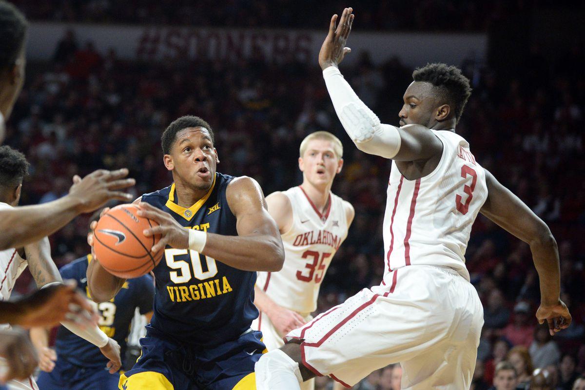 NCAA Basketball: West Virginia at Oklahoma
