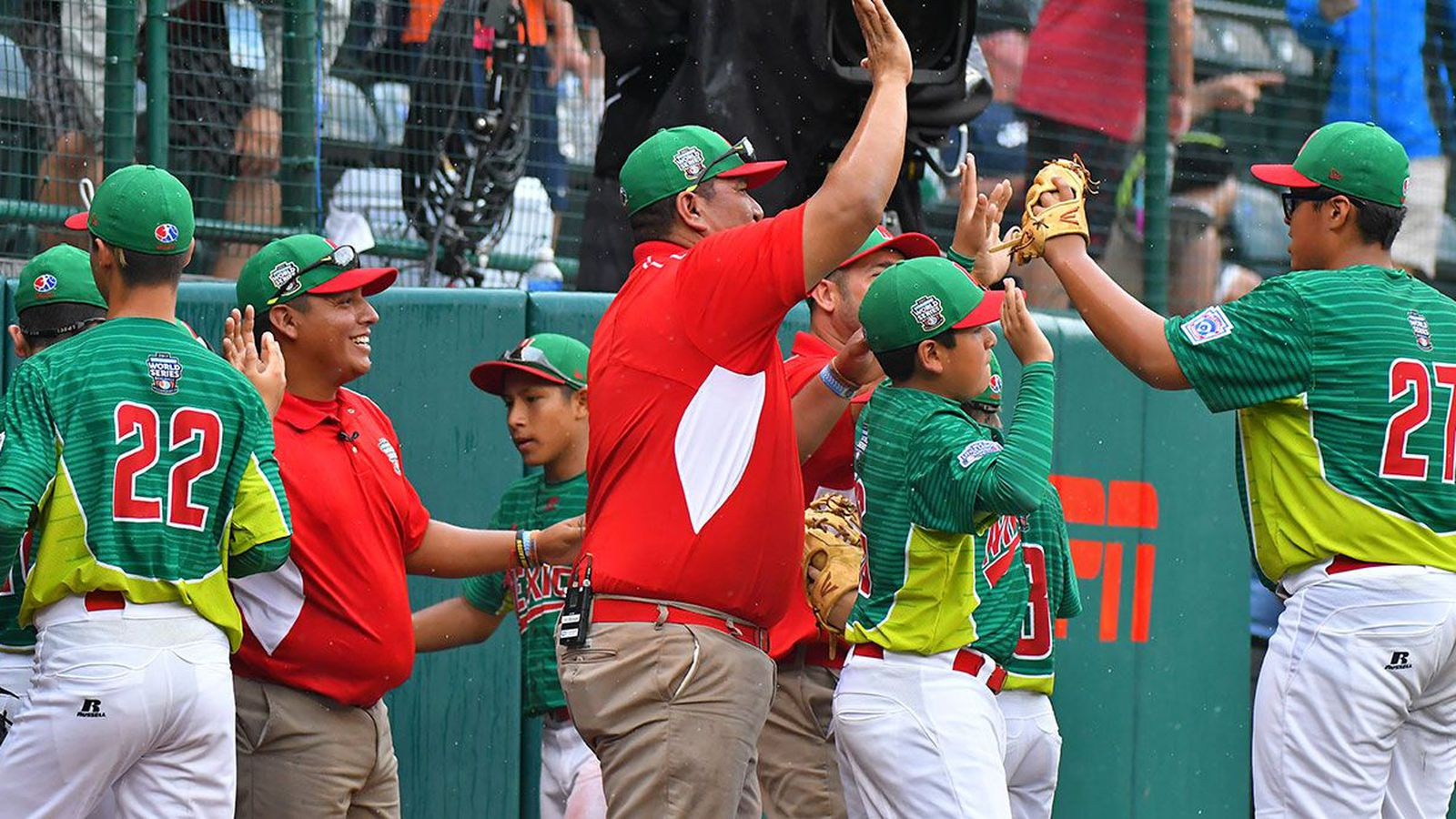 Little League World Series scores 2017: Mexico moves on with a resounding win over Latin America