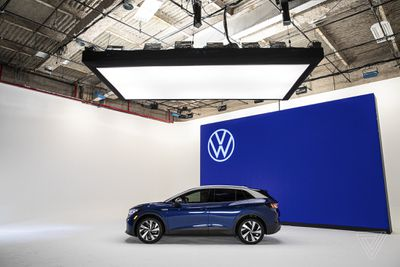 Volkswagen introduces ID 4 electric SUV with 250 miles of range and a $40,000...