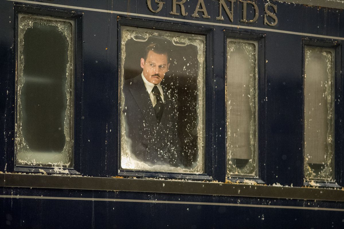 What makes Murder on the Orient Express's iconic ending work