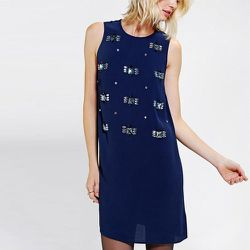"""<b>Cooperative</b> Embellished A-Line, <a href=""""http://www.urbanoutfitters.com/urban/catalog/productdetail.jsp?id=29926763&parentid=W_APP_DRESSES"""">$89</a> at Urban Outfitters"""