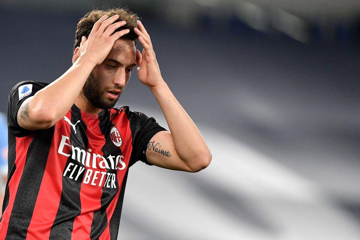 9 Things: Fell Apart, AC Milan vs SS Lazio, 0-3 - The AC Milan Offside