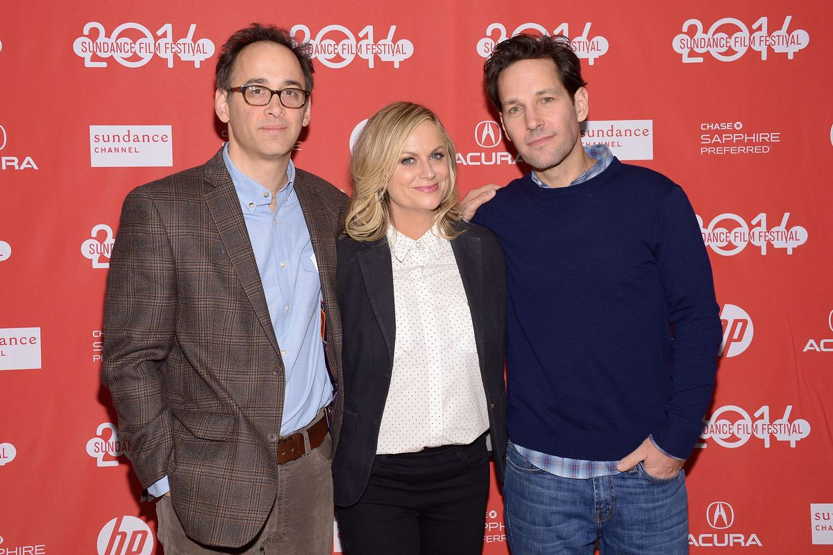 'They Came Together' Premiere - Arrivals - 2014 Sundance Film Festival