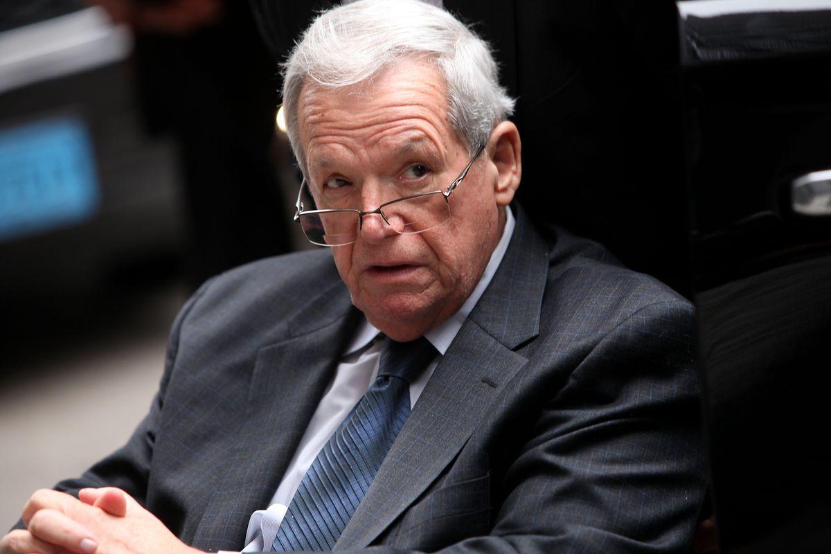 Former House Speaker Dennis Hastert Sentenced In Bank Reporting Case