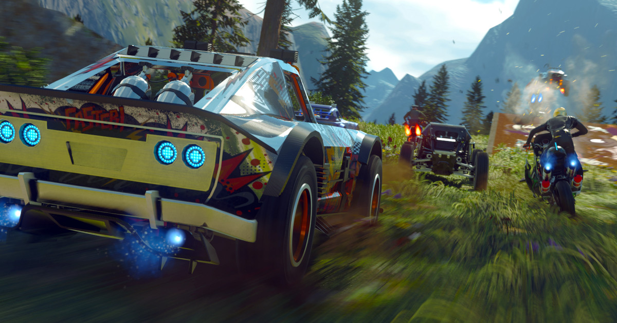 onrush is a racing game for people who love overwatch polygon