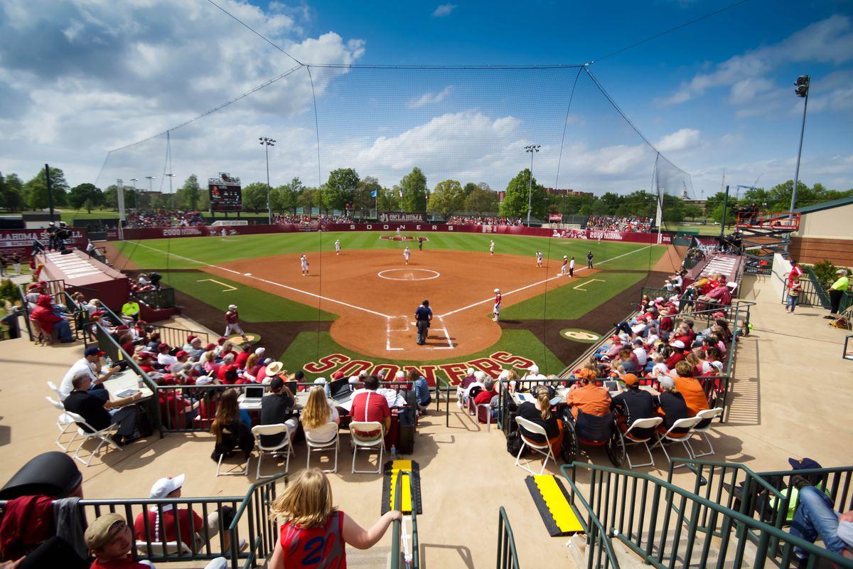 Texas Longhorns At Oklahoma Sooners Softball | Game 3 Gallery