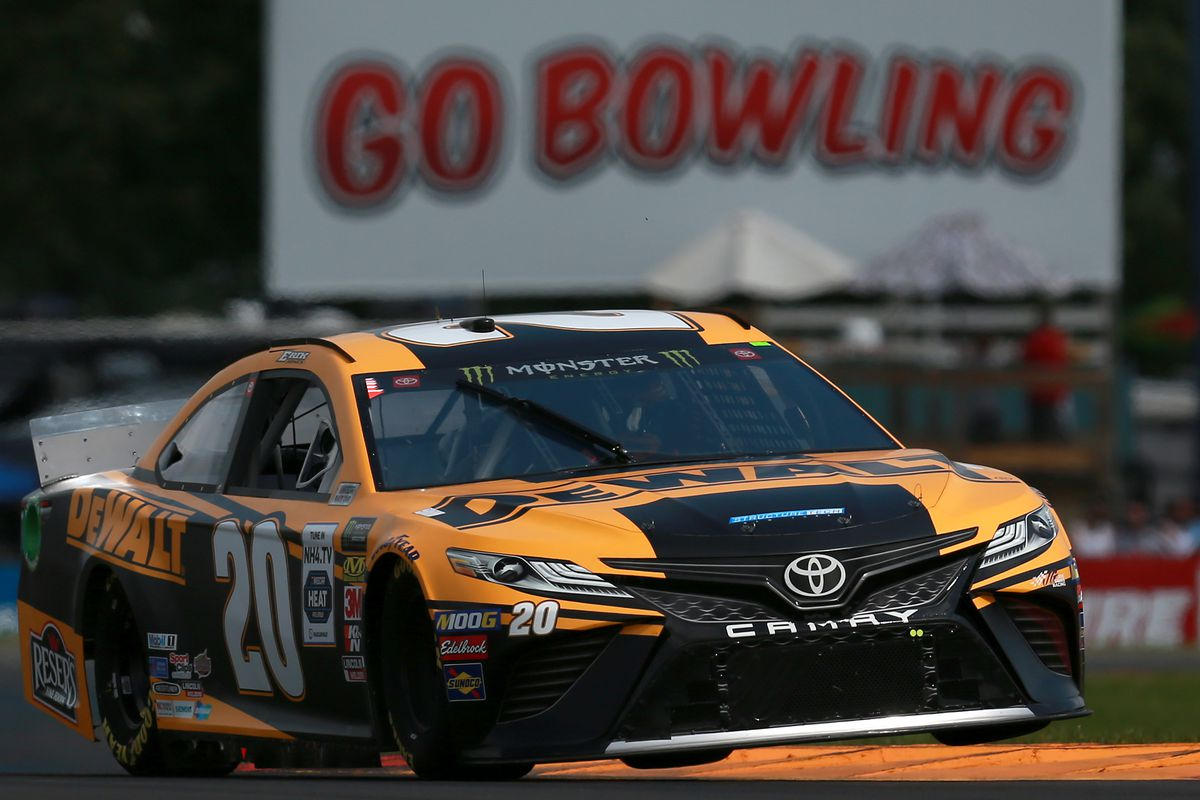Monster Energy NASCAR Cup Series Go Bowling at The Glen - Practice