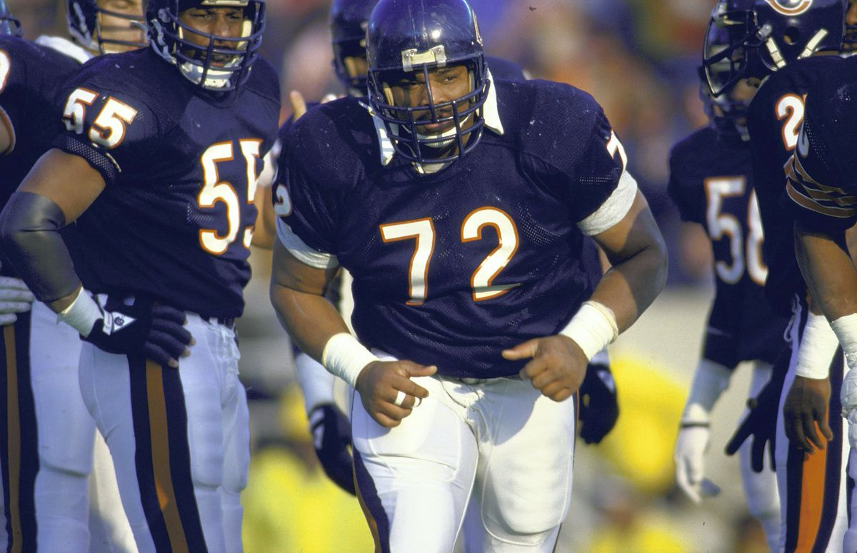 Chicago Bears William Perry