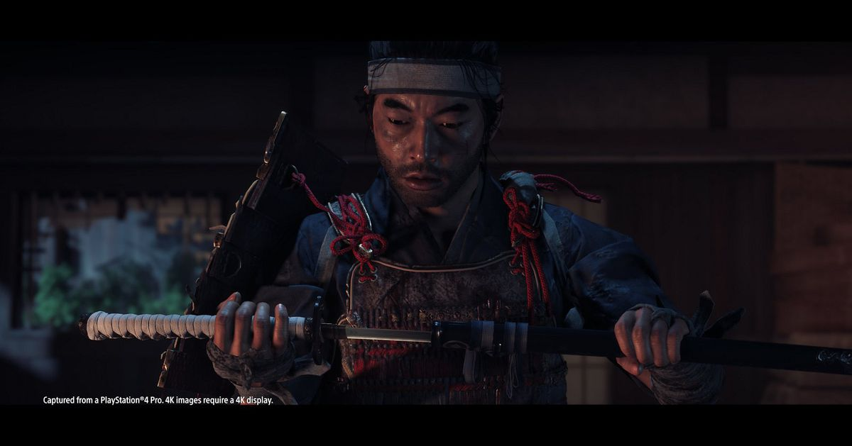 Ghost of Tsushima is getting a movie adaptation from the director of John Wick